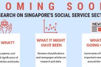 socialservice.sg's three sections