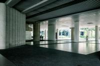 Public transport interchange in Singapore