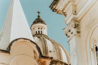 A Catholic church (Photo by Jonathan Borba on Unsplash)